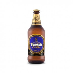 Cerveja Therezópolis On Blanc 600 ml