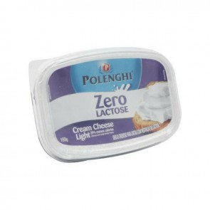 Cream Cheese Zero Lactose Polenghi 150g