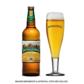 Cerveja Patagonia Argentina Pilsener Garrafa 740ml