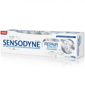 Creme Dental Repair e Protect Sensodyne 100g
