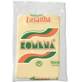 Massa para lasanha Romena 500g