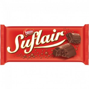 Chocolate Nestle Suflair 110g