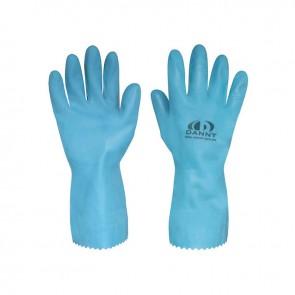 Luva Danny Anti Alergica Azul MD