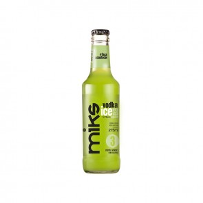 Mika Ice Tea Frutas Verde com chá 275 ml
