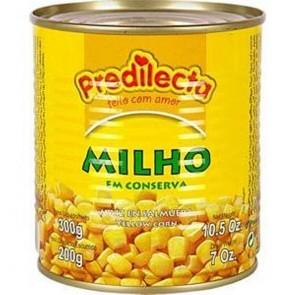 Milho verde Predilecta Lata 200g