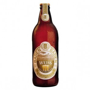 Cerveja Baden Baden Weiss 600 ml - diversos