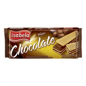 Wafer Isabela Chocolate 145 g