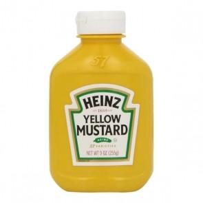 Mostarda Yellow Heinz 255 g