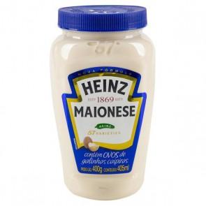 Maionese Tradicional Heinz 400g