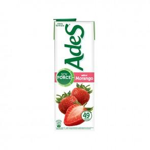 Suco de Soja Ades Morango 1 litro