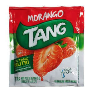 Suco em Pó Tang Morango 25g