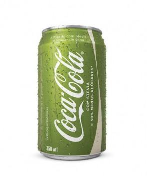 Coca-Cola 350 ml Stevia