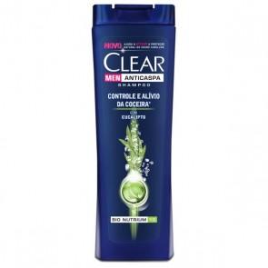 Shampoo Clear Men Contra Coceira 200ml