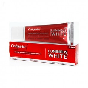 Creme Dental Colgate Luminous  White 70 g