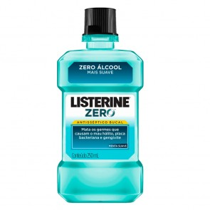 Anti Septico Listerine  Cool Mint Zero 250 ml