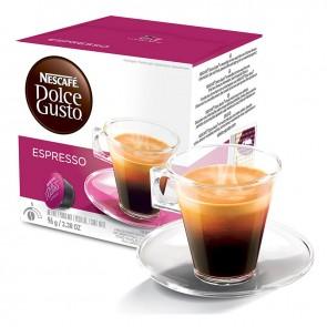 Café Dolce Gusto Nestle com 16 cápsulas - Sortidas