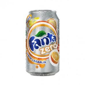 Fanta Lata Zero 350ml