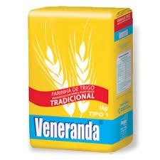 Farinha de trigo trad Veneranda 1 kg