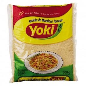 Farinha Mandioca Torrada Yoki 500 g