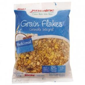 Granola Tradicional Grain Flakes Jasmine 300g