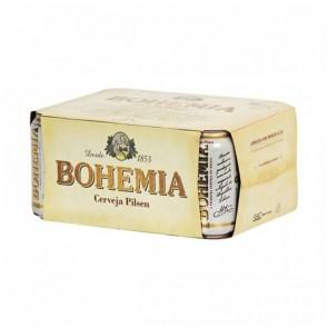 Cerveja Bohemia pack de 6 com 355ml