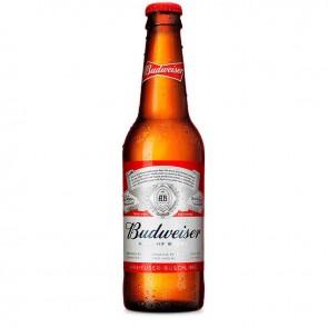 Cerveja Budweiser 343ml