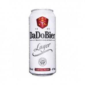 Cerveja Dado Bier Lager 473 ml