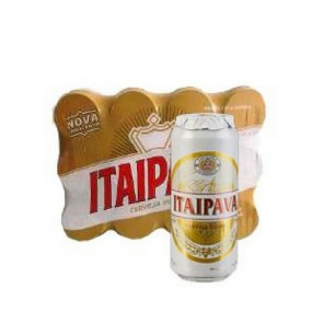 Cereveja Itaipava Pilsen pack 12 x 473 ml