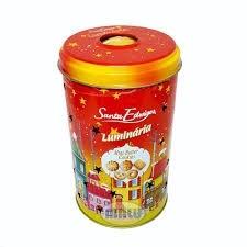 Cookies Santa Edwiiges 150g  (lata luminária)