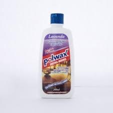 Lustra Móveis Polwax Lavanda 200ml
