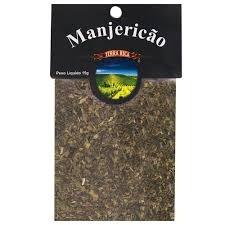 Manjericão Terra Rica 15g