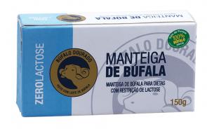 Manteiga de Búfala Zero Lactose Búfalo Dourado 150g