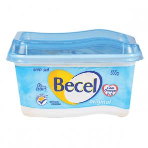 Margarina Becel Sem Sal 500g