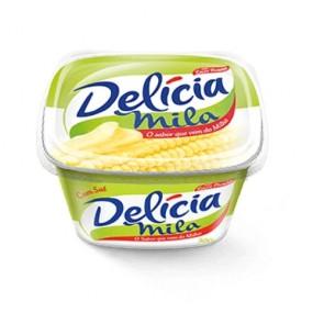 Margarina Cremosa Delicia Mila 500g