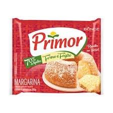 Margarina Forno e Fogão Primor 400g