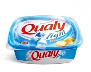 Margarina Light Qualy com sal 250g