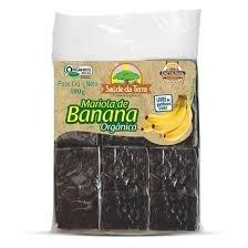 Mariola de Banana Orgânica Da Colônia180g