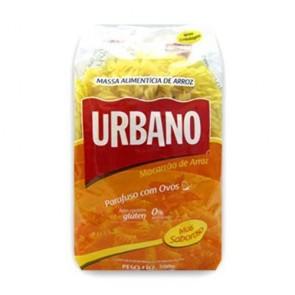 Massa arroz Urbano parafuso sem glúten 500g