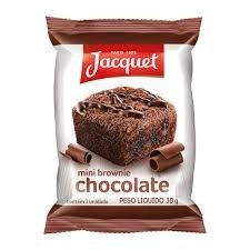 Mini Brownie Chocolate Jacquet 30g