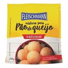 Mistura para Pão de Queijo Fleischmann 250g