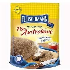 Mistura Pão Autraliano Fleischmann 450g