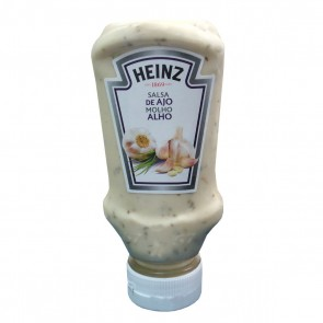 Molho Alho Heinz 220mL