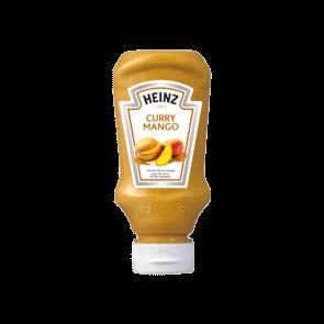Molho Curry Mango Sauce Heinz 225g
