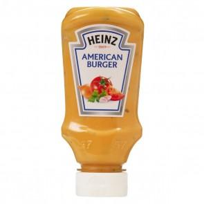 Molho American Burger Heinz 220mL