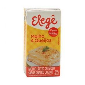 molho lacteo LG4 queijos