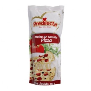 Molho Predilecta Pizza 340g