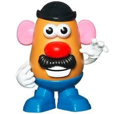 Boneco Mr. Potato Head
