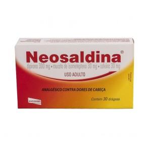 Neosaldina 30 Drágeas