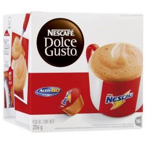Dolce Gusto Nescau Nestle  c/16 Cápsulas