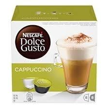 Nestle Dolce Gusto Cappuccino 8 capsulas 200g